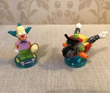 Lego Dimensions Krusty The Clown Simpsons Fun Pack