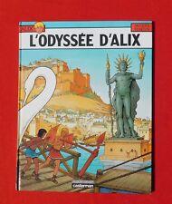 MARTIN. L'Odyssée d'Alix. CASTERMAN 1987 album géant. SUPERBE