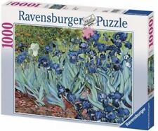 Ravensburger Van Gogh Iris 1000pc Jigsaw Puzzle Original Quality Perfect Fit