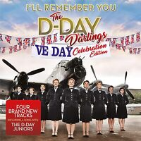 D-DAY DARLINGS - VE CELEBRATION EDITION [CD] Sent Sameday*