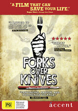 Forks Over Knives (DVD) - ACC0258