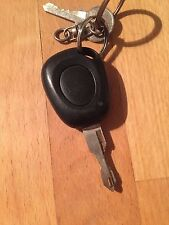 Used Renault Scenic / Megane Remote Key (1 Button) - Genuine Part
