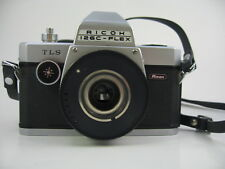 Vintage Ricoh 126C Flex TLS Camera - No Lens Parts/Repair
