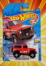 "2020 Hot Wheels ""LAND ROVER DEFENDER 90"" NEW MODEL  FACTORY FRESH"