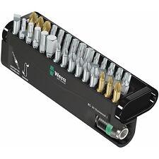Wera 056440 30pce Screwdriver Bit Set c/w Mini Ratcher & Sockets