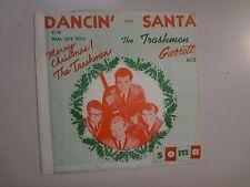 "TRASHMEN: Dancing With Santa-Real Live Doll-U.S. 7"" 64 Garrett GA 4013 Orig. PSL"