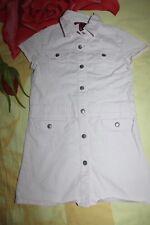 H&M LO.G.G.  kinder Kleid Baumwolle rosa Gr. 104
