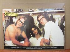 Vintage Slap Shot hockey movie reprint poster  3655