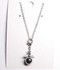 Modeschmuck-Halsketten & -Anhänger aus Gemischte Metallen mit Hämatit für Damen