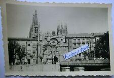 6.Foto mit Kirche in Barca - Spanien bei der zeit Legion Condor.(O)