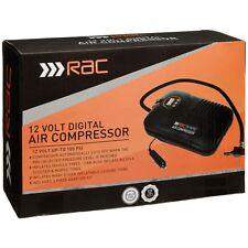RAC Digital Display 2 piece adaptor kit Air Compressor Lightweight - 12V 150PSI
