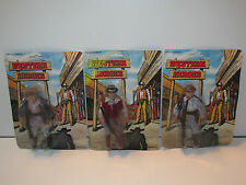 MEGO KO WESTERN HEROES LOT OF 3 COWBOYS MOSC 1980s CHINA MOTU KO