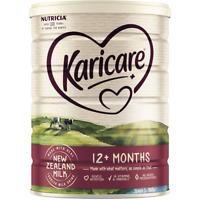 Karicare Toddler Milk Drink Formula From 12+ Months 900g - SHIPS WORLDWIDE