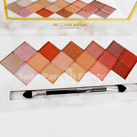 Kleancolor Metamorphic Eyeshadow Beauty Palette Marble Matte Shimmer Shades