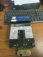 Square D 45 Amp, 3 P, 600 Volt Fh36045 Circuit Breaker (Very Nice)