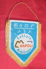 gagliardetto Football Pennant - FIGC AIA NAPOLI SETTORE ARBITRALE
