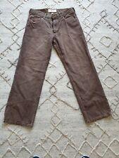 NEXT Mens Brown Jeans Size 32 Short