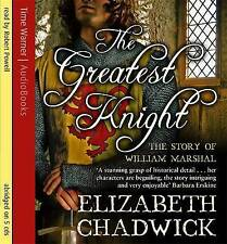 New, The Greatest Knight: The Story of William Marshal, Chadwick, Elizabeth, Boo