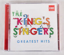NEW The King's Singers Greatest Hits CD, 2008, Holland, 2 CD Set