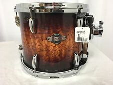 "Pearl Masters BCX 12"" Mounted Tom/LAVA BUBINGA/Finish #818/Birch Shell"
