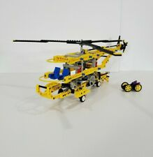 Lego Technic 8277 Giant Model Helicopter, Robot, Dragon - Complete