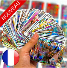 ✨ Cartes Pokemon neuves GX ESCOUADE VMAX MEGA brillantes en français  ✨