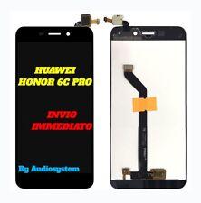 DISPLAY+ TOUCH SCREEN PER HUAWEI HONOR 6C PRO JMM-L22 NERO BLACK VETRO LCD NUOVO