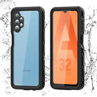 Waterproof Case For Samsung Galaxy A32 5G With Built in Screen Protector Bumper