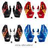 100% Prozent itrack Handschuhe rot schwarz MTB DH MX BMX Motocross Enduro Quad