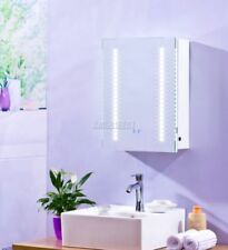 Vitrinas y armarios de baño de acero para el hogar