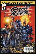 GHOST RIDER #1-6 NEAR MINT COMPLETE SET 2001