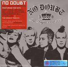 NO DOUBT - The Singles 1992-2003 (UK 17 Trk CD Album)