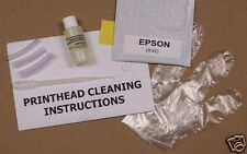 Unblock Print Head Nozzles for Epson. Printer Cleaning Kit Cleaner Flush (PCKE)