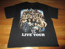 "WWE UNDERTAKER w/ LEPRECHAN ""I WAS THERE"" (LG) T-Shirt"