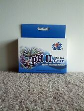 HIGH RANGE pH TEST KIT 7.5 TO 9.0 FOR SALT WATER AQUARIUMS