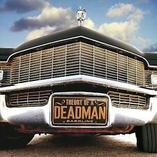 Theory Of A Deadman - Gasoline (CD, 2005, Roadrunner Records (BMG), USA)