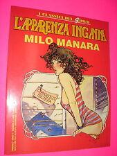 Classici del Grifo n. 3 anno 1  MANARA L'APPARENZA INGANNA