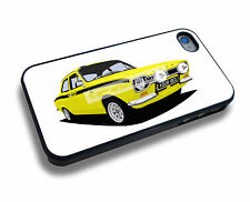 FORD ESCORT MEXICO MK1 iPHONE 5/6/7/8/X PERSONALISED CLIP ON COVER