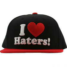 Snapback I Love Haters Cap DGK Blogger Taylor Gang Ymcmb Tisa Obey Last Kings