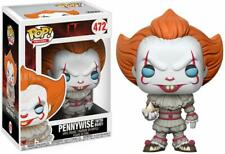 Funko Pop! Movies: IT Pennywise with Boat Action Figure 472