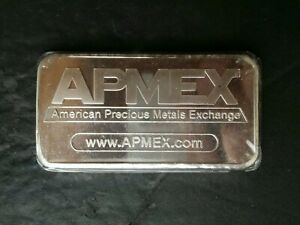10oz Silver Bar in Plastic