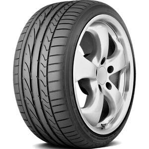 Tire Bridgestone Potenza RE050A RFT 245/40R18 93Y (OE) Performance Run Flat