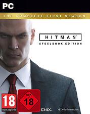 PC HITMAN Die komplette erste Season metálica de Libro Edición D1