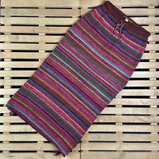 Womens Skirt Peruvian Connection Pima Cotton Size S