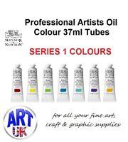 Series 1 Winsor & Newton Professional Artists Oil Paints 37ml Tubes Colours