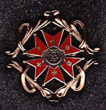 Civil War Ladies Jewelry - Army of the Potomac Brooch w/velvet case