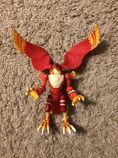 Digimon Birdramon Garudamon Digivolving Figure Rare Vintage Bandai 1999