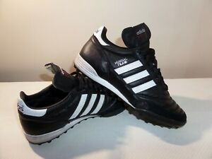 Adidas Mundial Team Astro Turf Trainers Football Boots Size 7 UK40.5 EUR