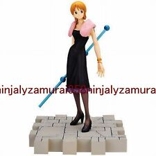 One Piece Strong World Nami Figure ichiban kuji Authentic ver anime official