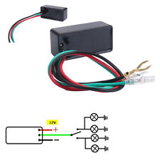 Motorcycle Universal Blinker Relay 3 Pin 12V LED Turn Signal Light Flasher SALE